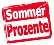 Sommerprozente