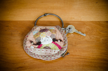 Bunch patchwork with Keys