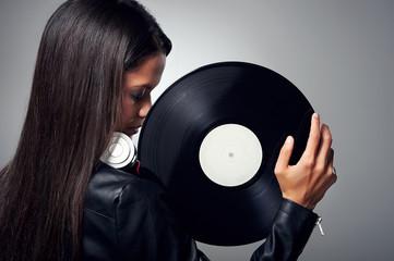 DJ woman