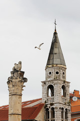 Kirche St. Elias/Church of St. Elias, Zadar
