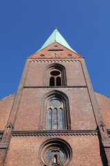 Nikolai Kirche in Kiel, Deutschland
