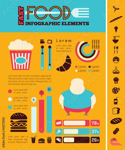 szablon-infografike-fastfood