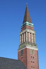 Rathausturm in Kiel