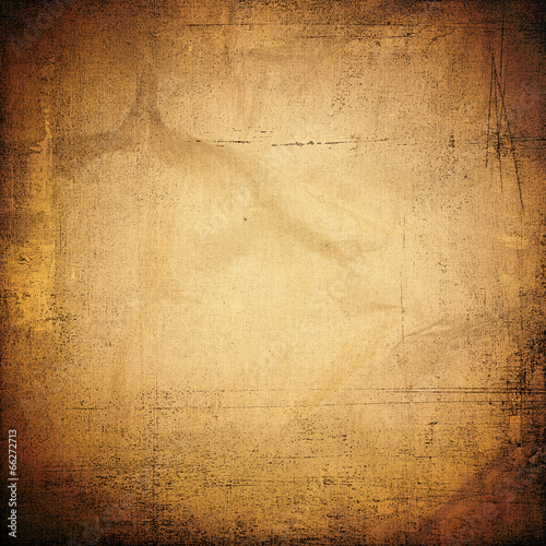 Fotobehang Stof Old paper background with space