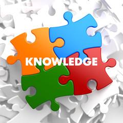 Knowledge on Multicolor Puzzle.