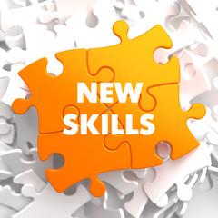 New Skills on Orange Puzzle.