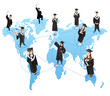 global graduation Student social network