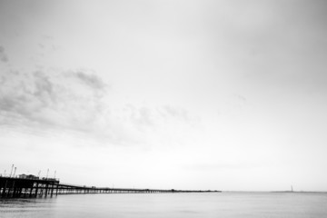 english seaside pier southend