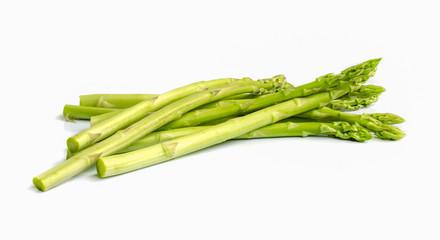 Fresh  asparagus.