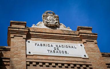 Fabrique Nationale de Tabac Cadix Cadiz
