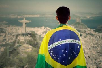 Male brazilian fans