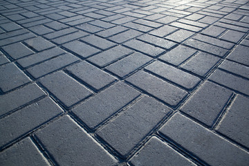large surface pavements