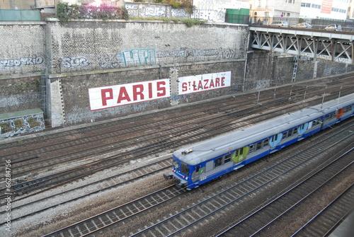 Voies de la Gare St Lazare - 66284756