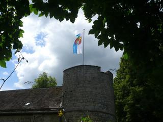 Burgturm Dringenberg