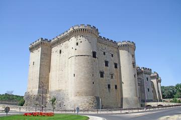Tarascon Le chateau