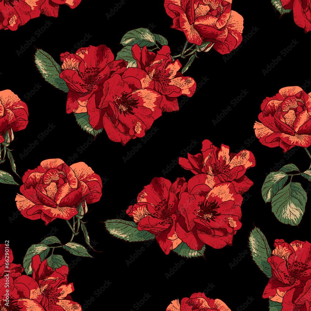 rose retro wesele - powiększenie