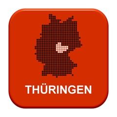 Button Serie Bundesländer: Thüringen
