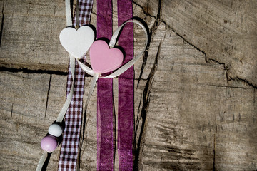 two hearts, yours, mine, romance, color, countryside