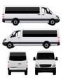 Passenger Van - Minibus - 66291773