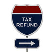 Tax Refund this way
