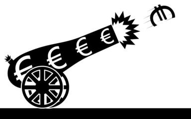 Euro cannon
