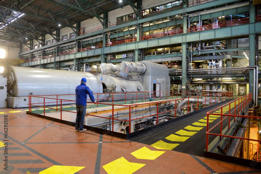 elektryczność inżynieria maszyna - powiększenie