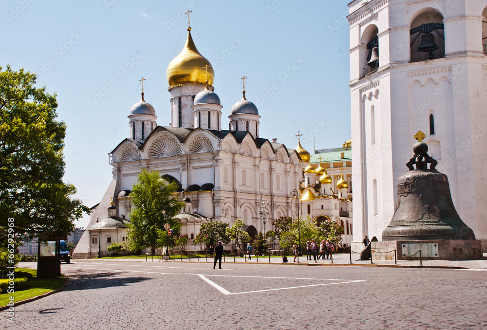 podróż tourismus kreml - powiększenie