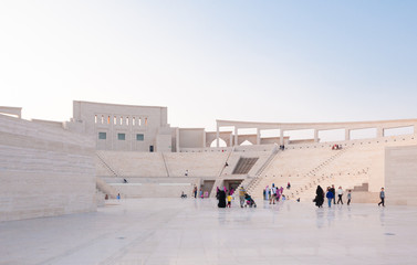 The Katara Amphitheater