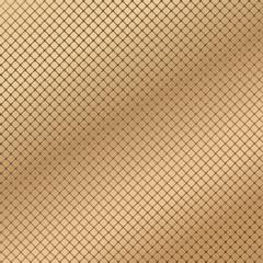 Golden texture, squares.