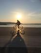 Bisikletli Adam