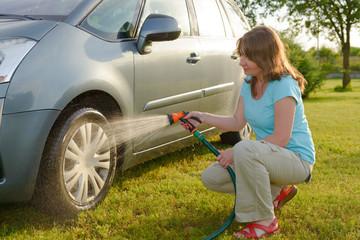 Ecological car wash