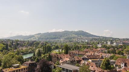 Bern, Altstadt, Matte, Quartier, Aare, Aarebad, Gurten, Schweiz