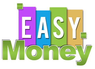 Easy Money Professional Colorful