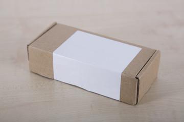 scatola box cartone riciclato riciclo