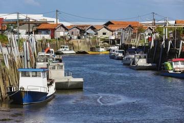 French fishing port