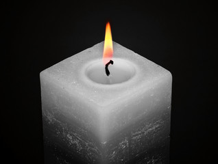the candle, duotone