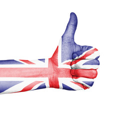 Thumbs Up - United Kingdom