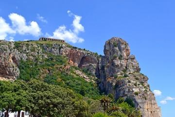 Terrazza del Tempio di Giove Anxur - Terracina