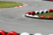 Leinwanddruck Bild - Circuito velocidad