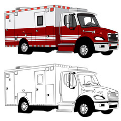 Paramedic Vehicle