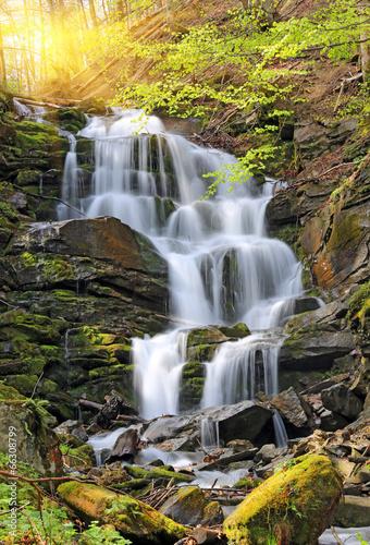 nice waterfall - 66308799