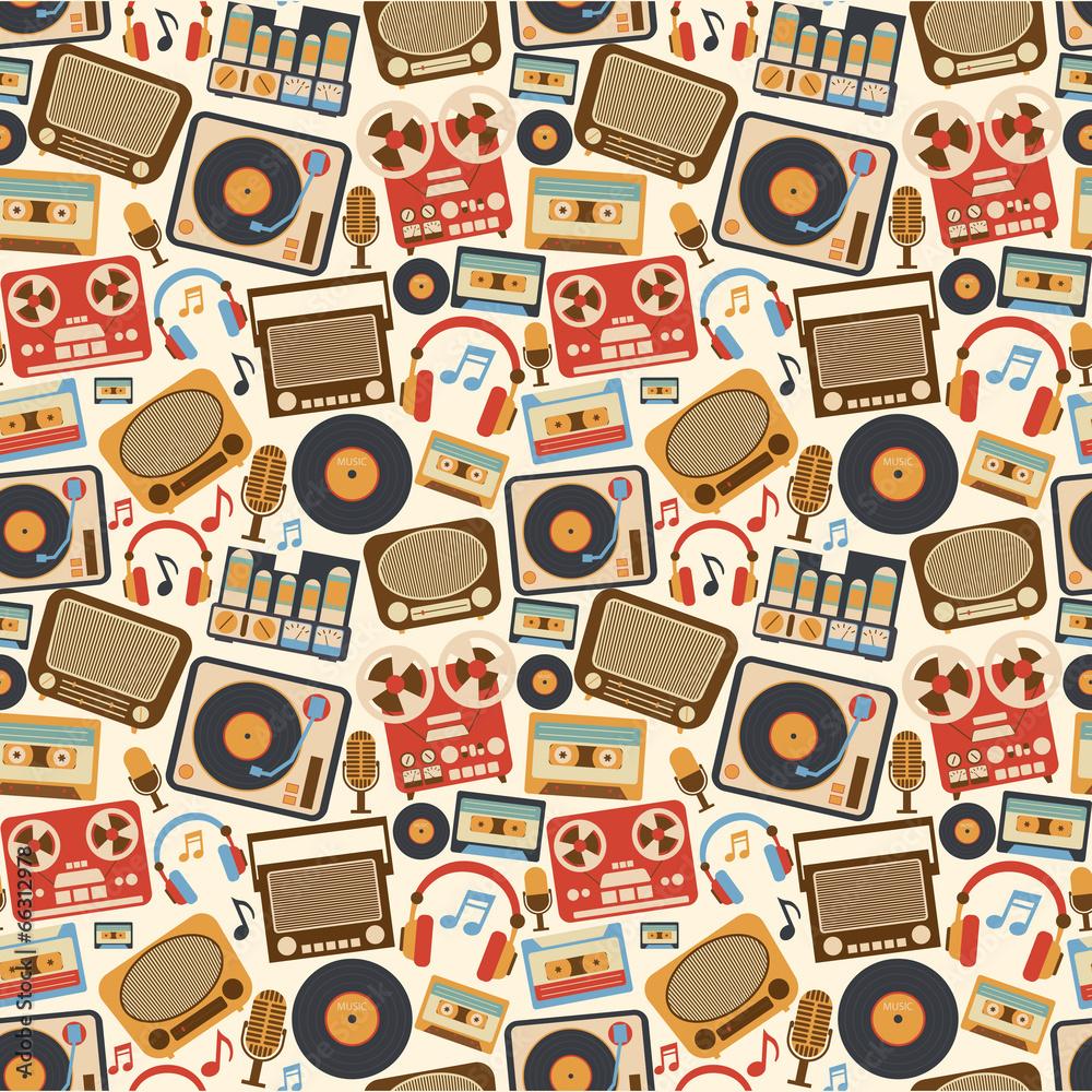 taniec muzyka radiowy - powiększenie