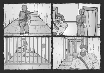 Grey four scenes