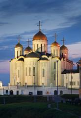 Успенский собор во Владимире.  Россия