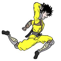 Jump ninja