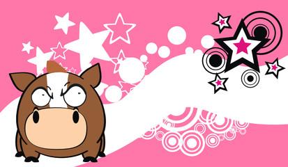 horse ball cartoon wallpaper4