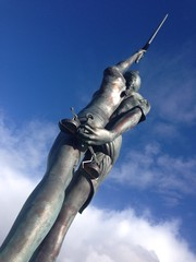 Statue of Verity, Ilfracombe