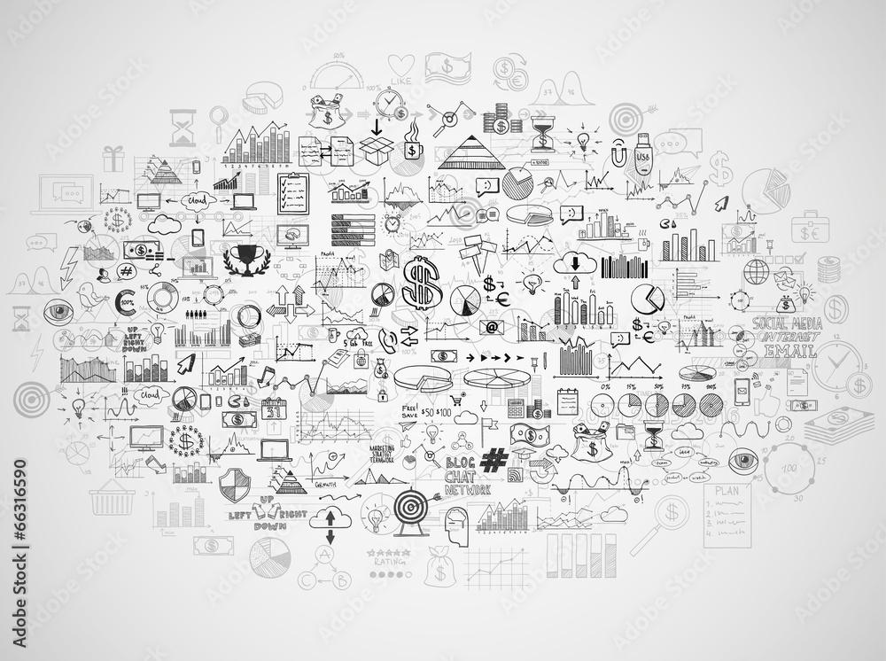 wykres plansza biznes - powiększenie