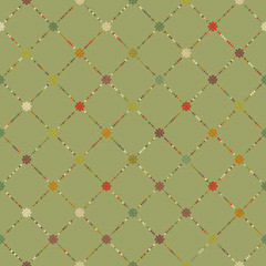Retro dot pattern background. EPS 8