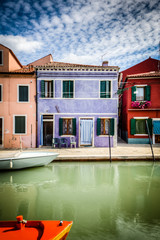 paesaggi di venezia con canali